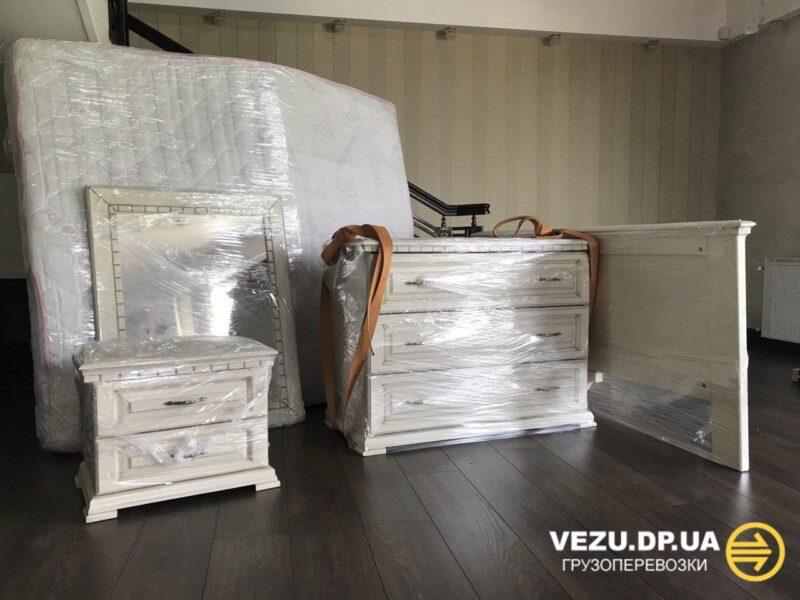 перевозка мебели Днепр